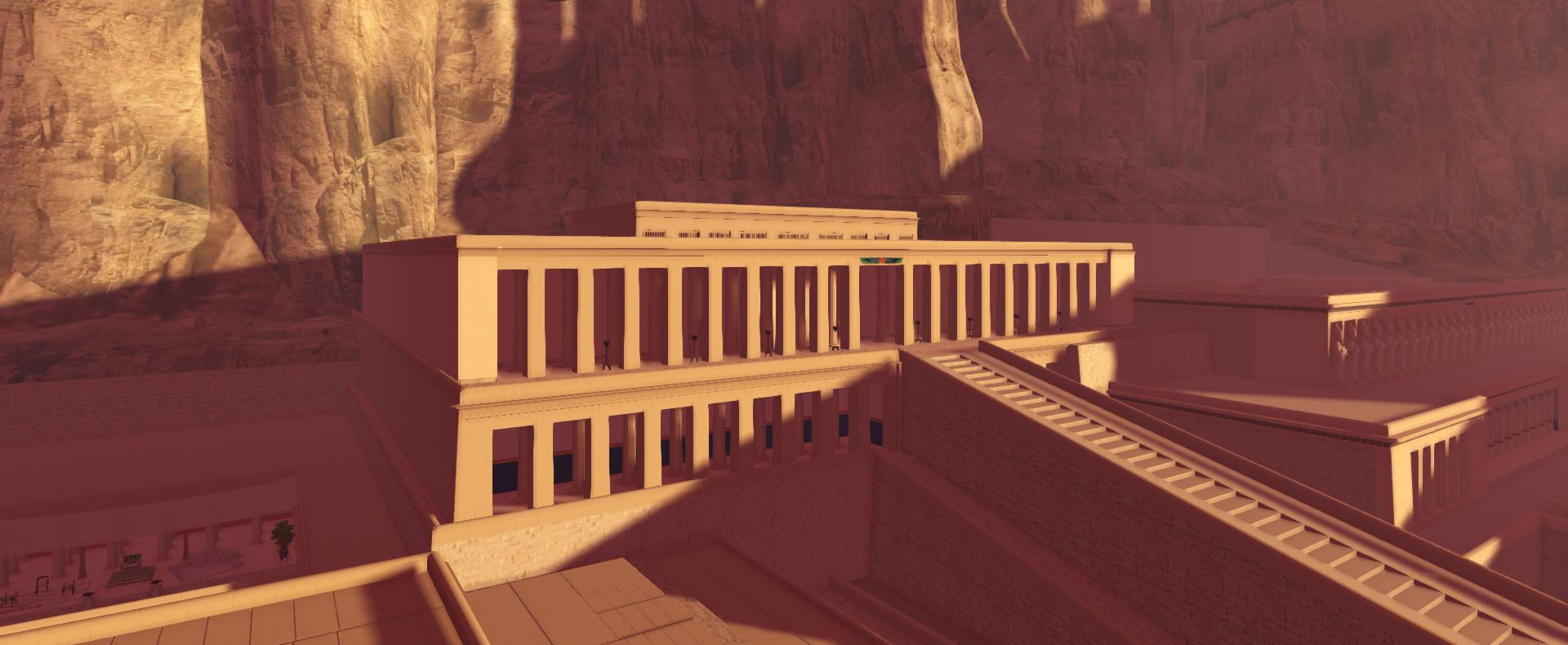 The Mortuary Temple of Thutmose III