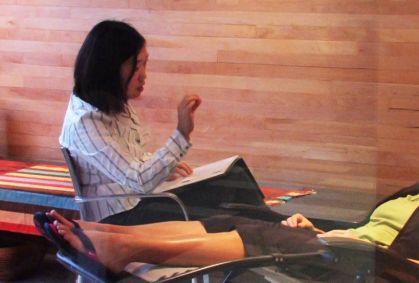 Kemila Zsange, Hypnotherapist