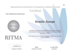 RITMA provides insurance receipts.