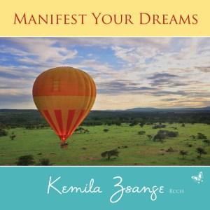 hypnosis for manifestation Kemila Zsange