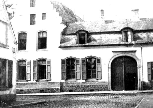Leuvensestr G 191 Wouters huis