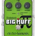 Bass BIG MUFFの歪み具合や音は?使い方も簡単?