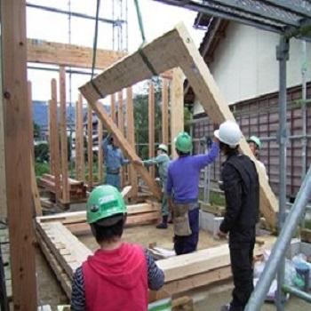 木造 門型 ラーメンフレーム 納品実績 賢 鳥取県 3