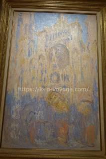 Cathédrale Notre-Dame de Rouen by Monet