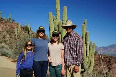 Pearson Family Arizona