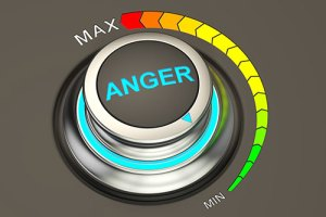 Anger volume control