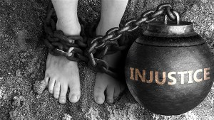 Injustice ball and chain
