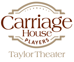 Carriage House Players 2019-2020 Schedule