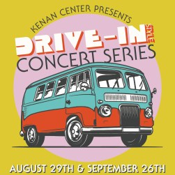 Drive-In Style Concert Series