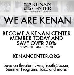 """""""WE ARE KENAN"""" Membership Packages!"""