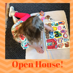 Montessori Preschool Open House