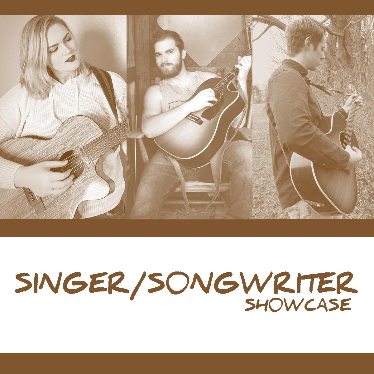 Singer/Songwriter Showcase