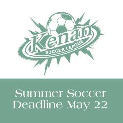 Kenan Soccer League