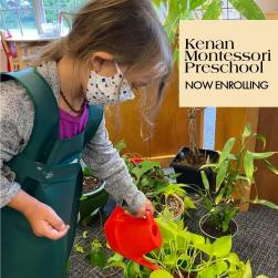 Montessori Preschool Now Enrolling