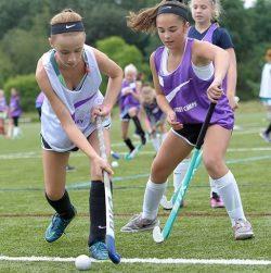 Girl's Field Hockey Program