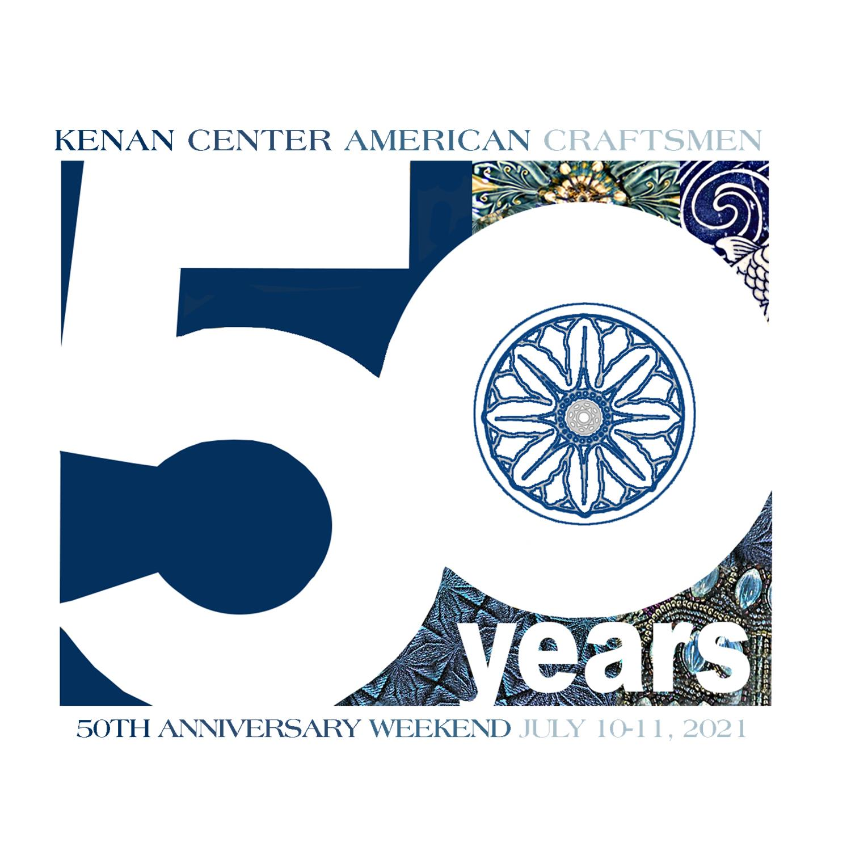Kenan Center American Craftsmen: 50th Anniversary Weekend