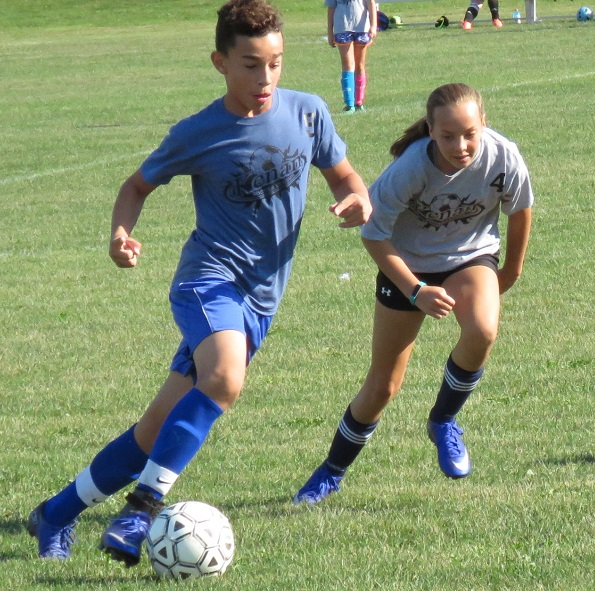 REGISTER FOR WINTER YOUTH SOCCER