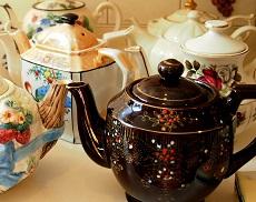 Tea & Tour for Burchfields Exhibit