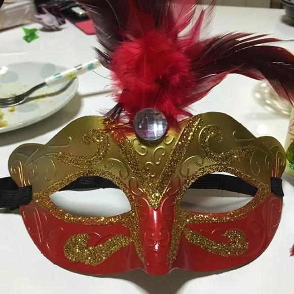 シャイな言い訳、仮面で隠してる#忘年会シーズン #JAMROCK