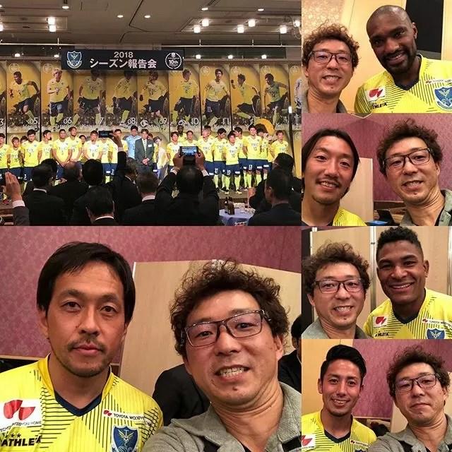今日は #栃木SC のシーズン報告会でした。二川をもっとプレー見たかった寺田いなくならないで#JAMROCK #髪job