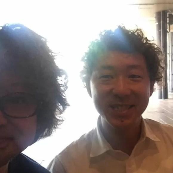 間違いなく今日宇都宮で一番のパーマ二人組だと思うありがとうございました#goodlucklapis #JAMROCK #髪job