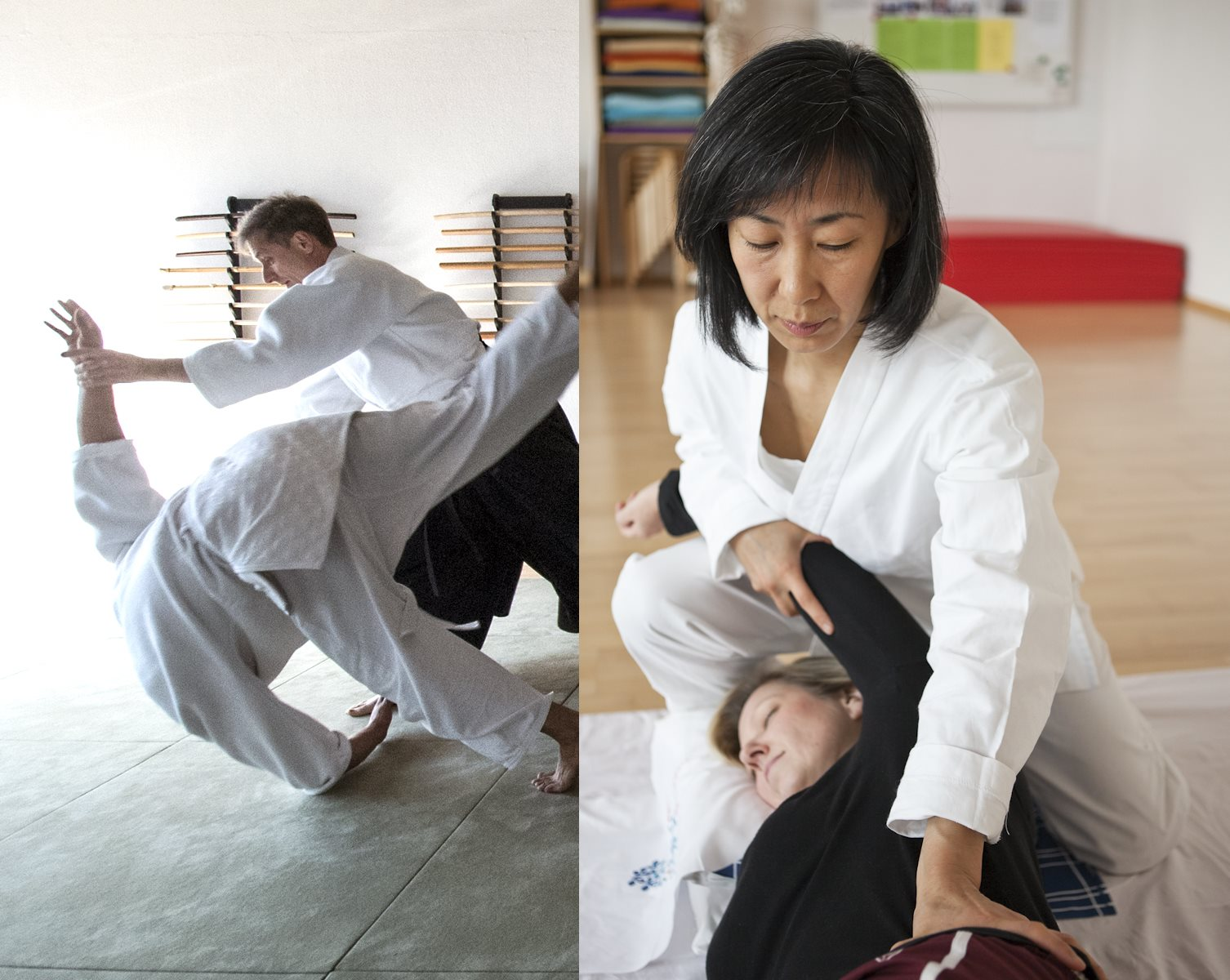 Aikido & Shiatsu Workshop