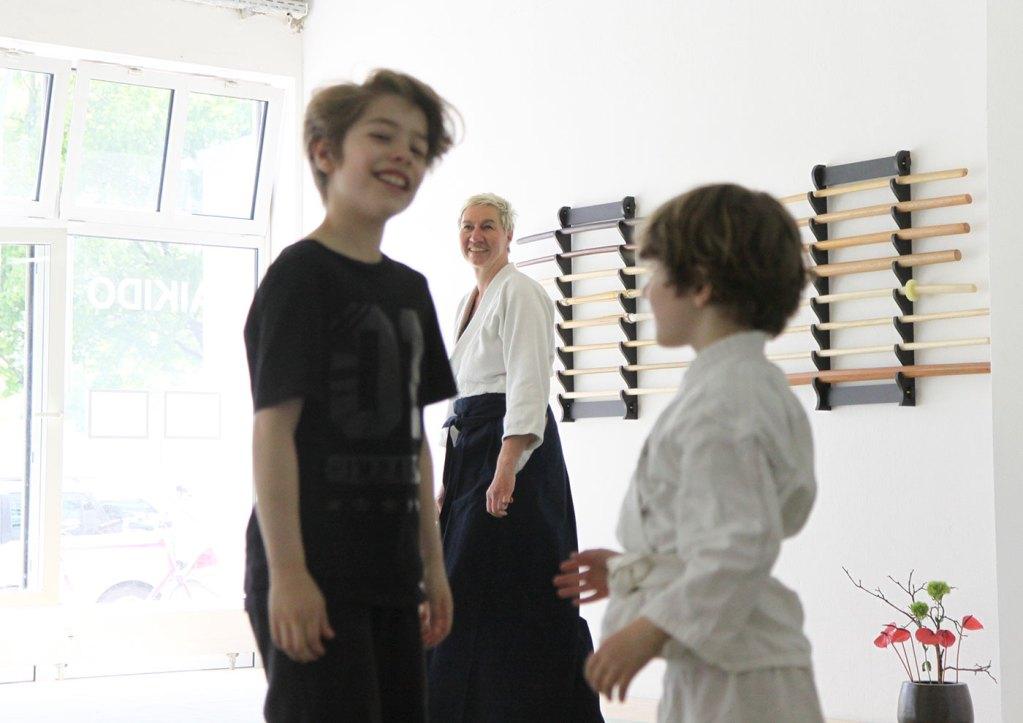 Tag der offenen Tür - KenBuKai Aikido Dojo München