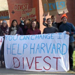 Harvard Students Fast for Fossil Fuel Divestment