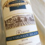 2014 Viñas Chilenas Reserva Sauvignon Blanc