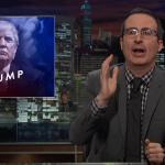 John Oliver Leaves Trump Toasted