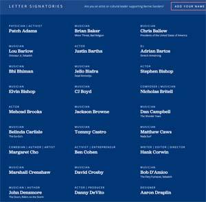 Bernie-List