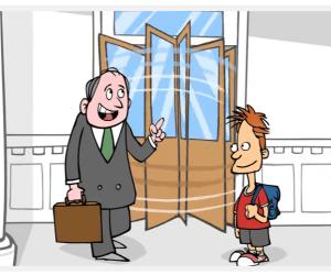 Revolving Door politics