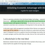 JP Morgan Chase Now Bullish on Blockchain?