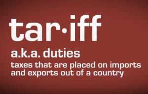 Tariff consequences