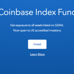 Coinbase Opens Cryptocurrency Index Fund