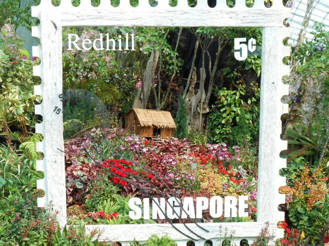 [Redhill ... One of the oldest town in Singapore]
