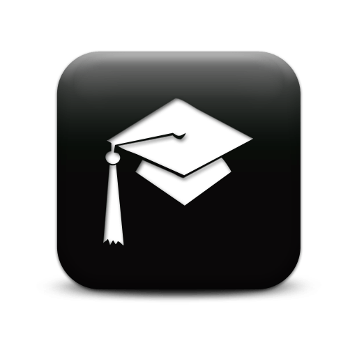 127410-simple-black-square-icon-people-things-hat-graduation