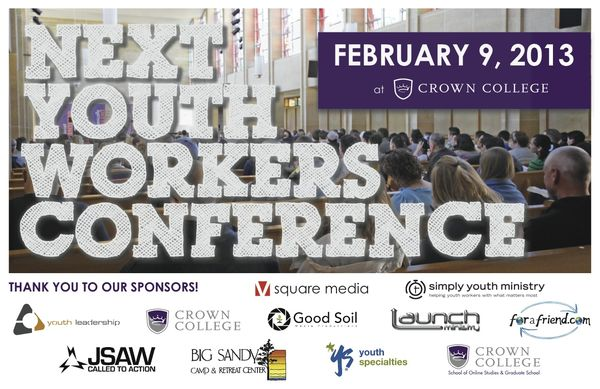 Next Youth Workers Conference Postcard (ADM-201209-0338)
