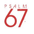 Psalm67