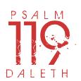 Psalm119Daleth