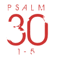 Psalm30-1-5