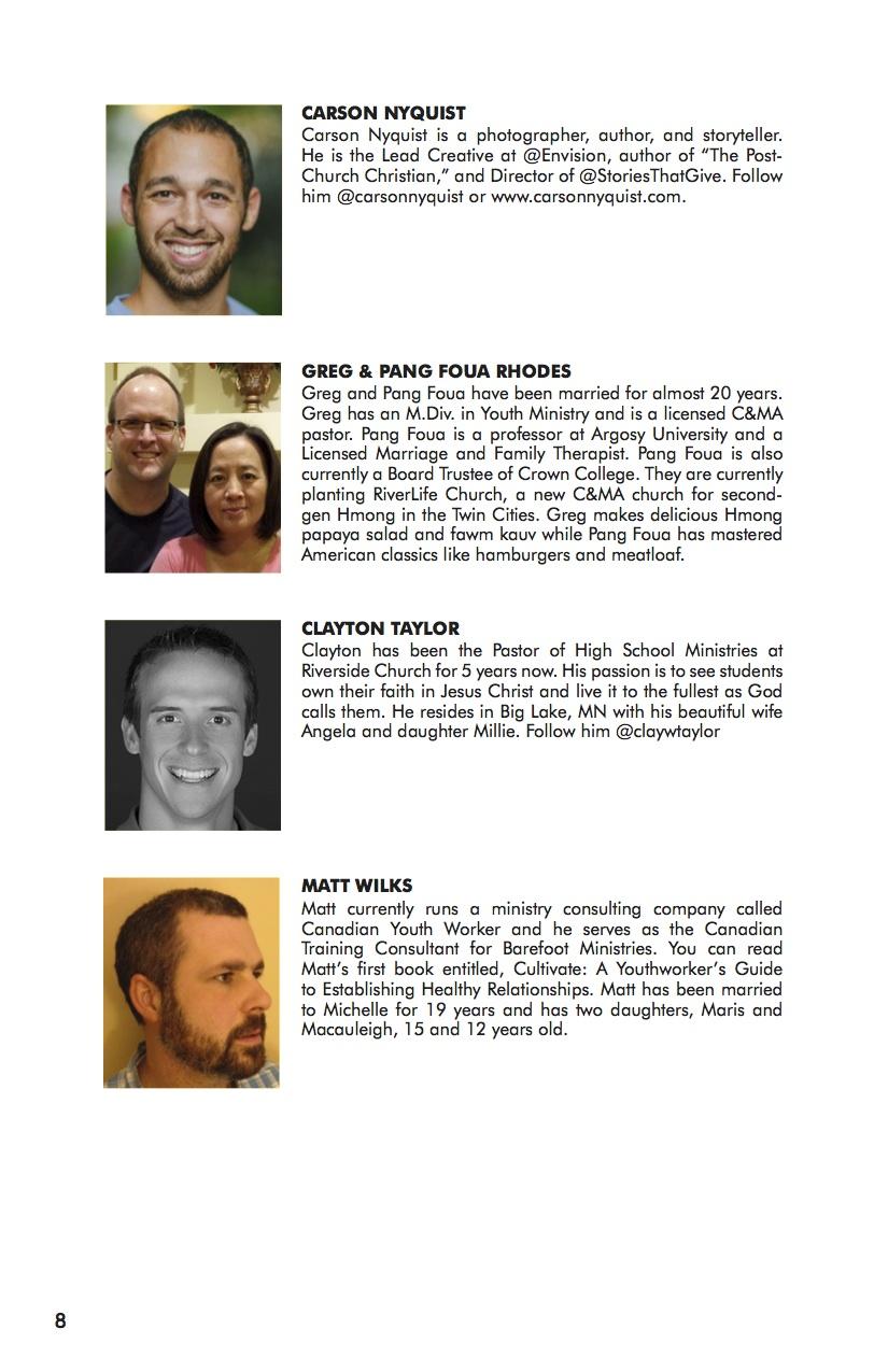 NEXT Conference 2014 Workbook Speaker 3