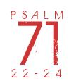 Psalm71-22-24