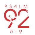 Psalm92-5-9