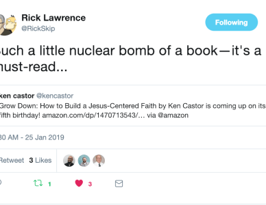 A nuclear bomb of a book!