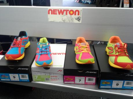newton-running