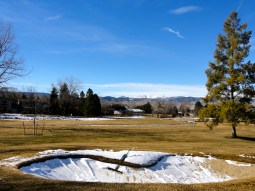 Views from Boulder Country Club