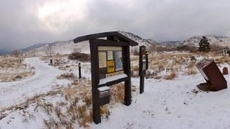 South Foothills Trail Boulder