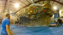 The Spot Bouldering Gym and Climbing School