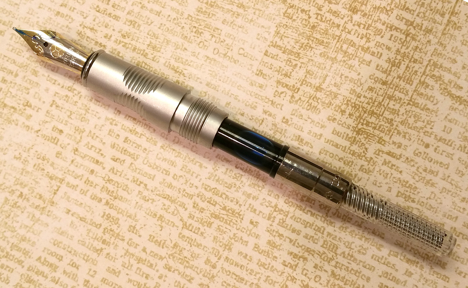 Yiren 823 Fountain Pen
